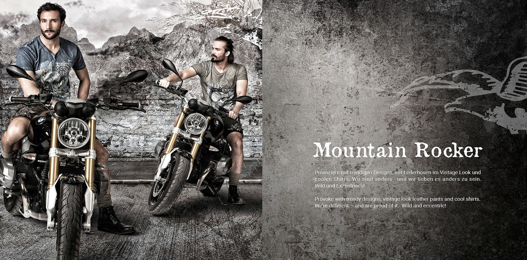 Mountain Rocker