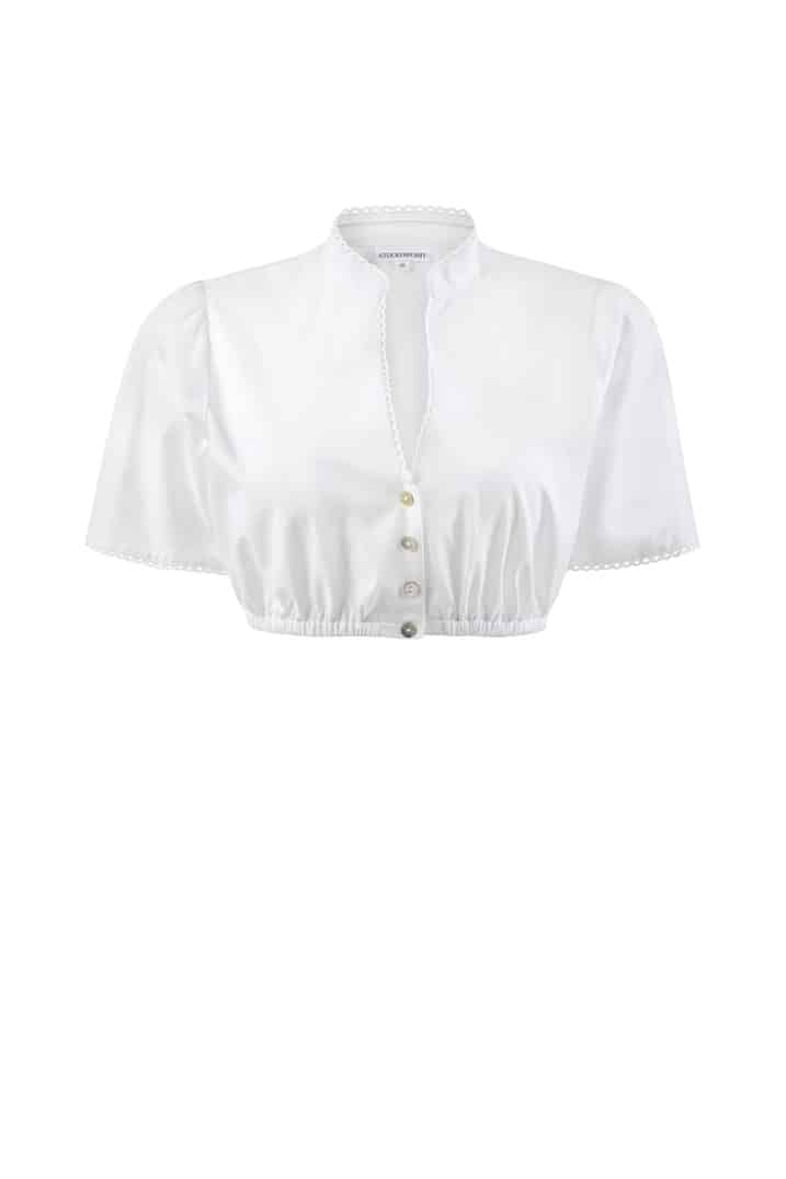 Bluse B-1060 weiss | 34