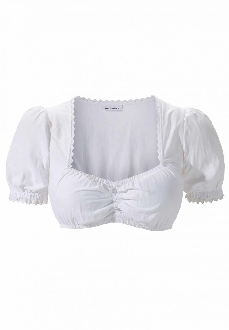 Bluse B-3030 weiss   34
