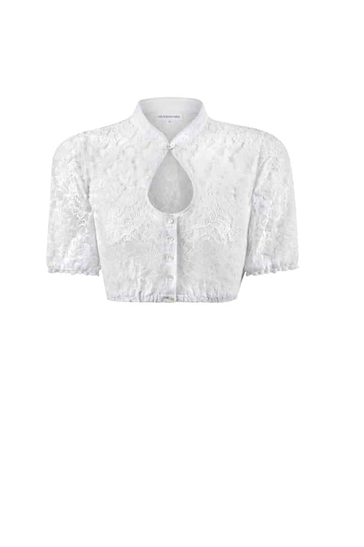 Bluse B-5075 weiss   32