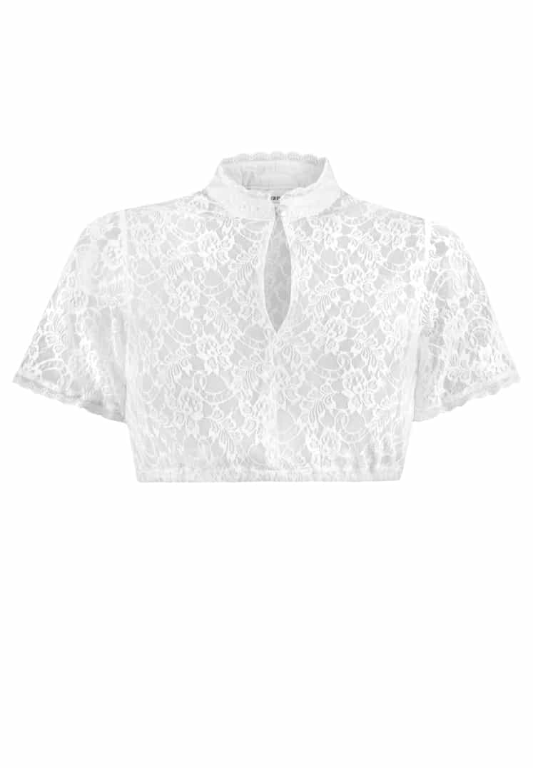 Bluse B-5077 weiss   32