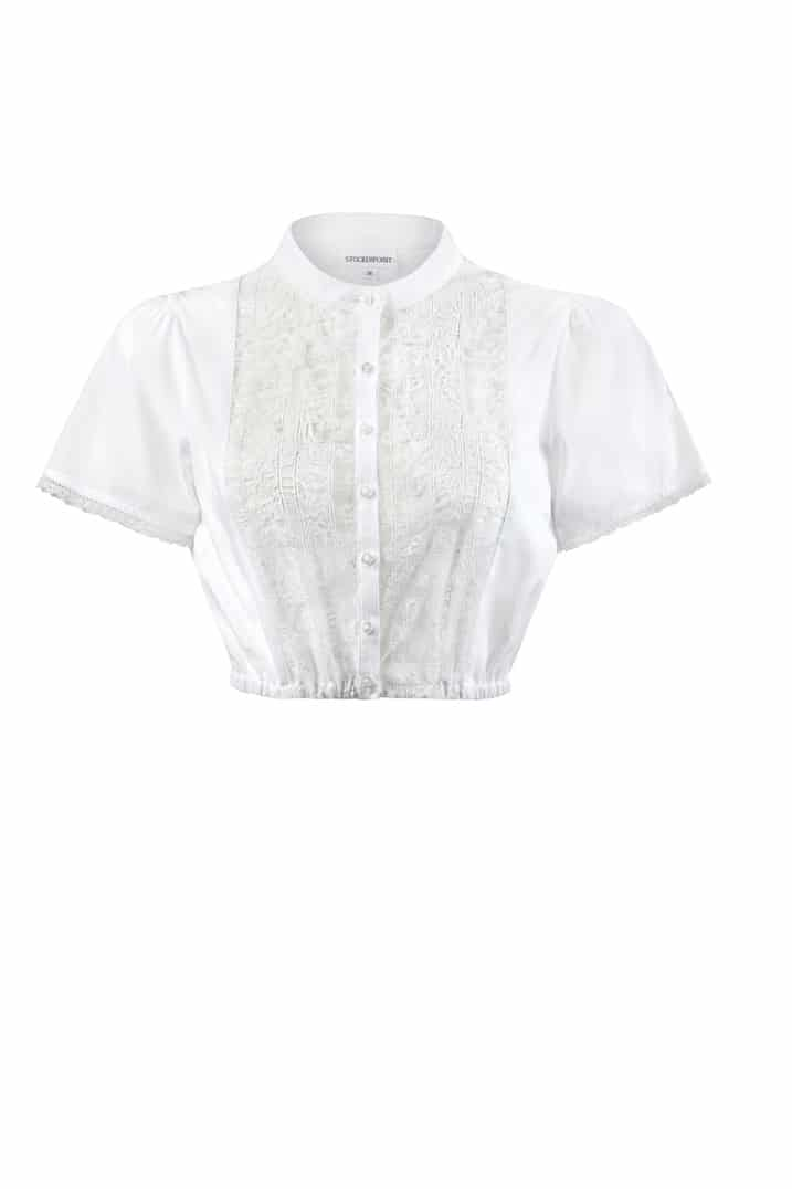 Bluse B-7090 weiss   32
