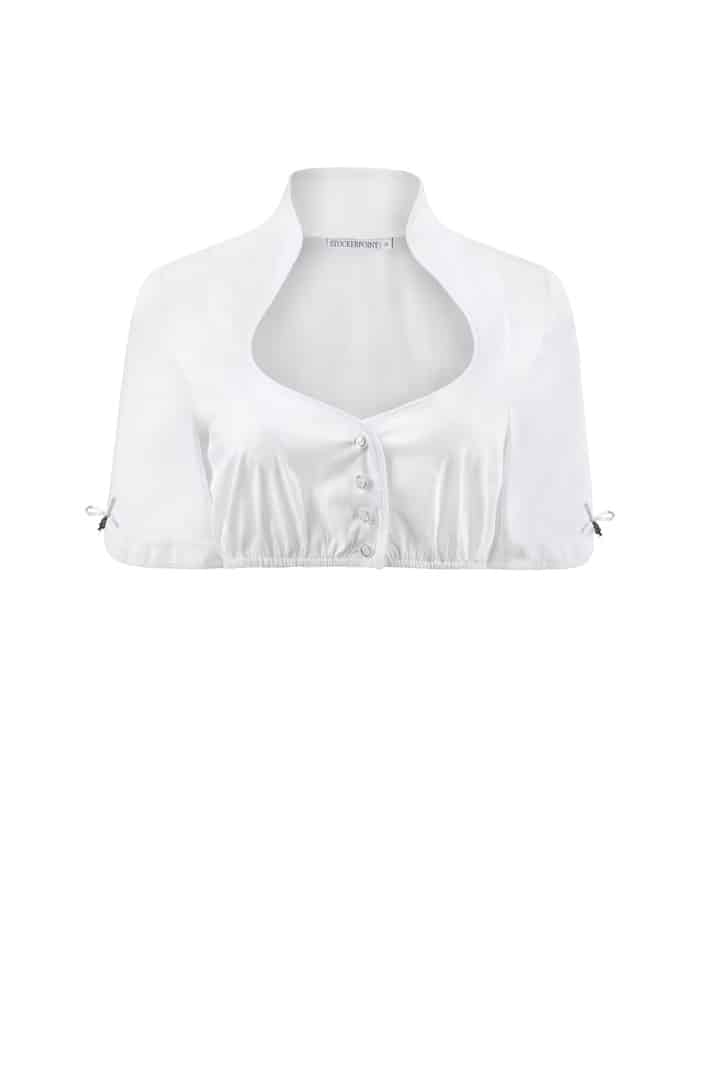 Bluse B-8033 weiss   34