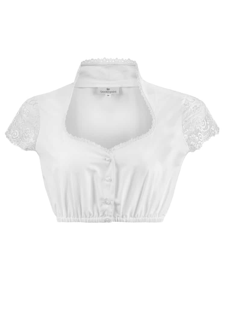 Bluse B-8058 weiss   30