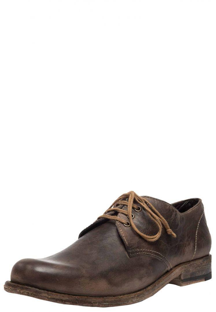 Schuh 6076 old grey   41