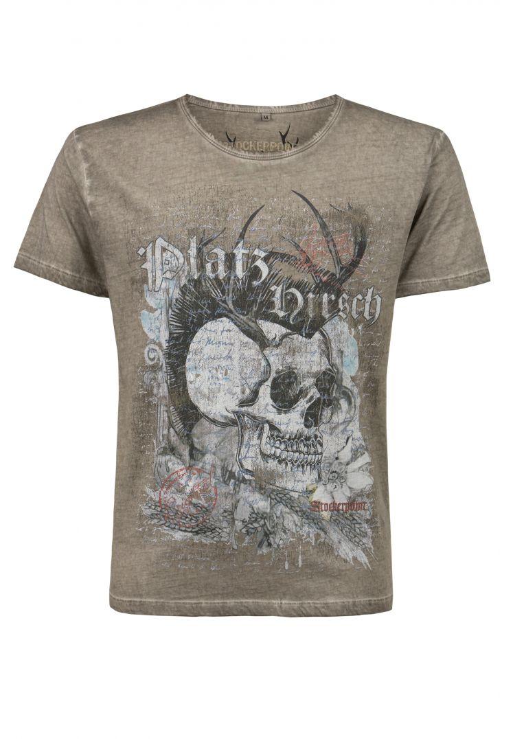 Shirt Bruno stein | S