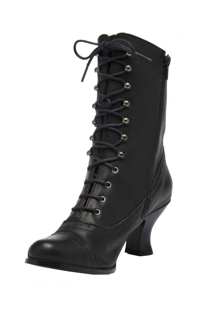 Stiefel 4490 schwarz nappa | 37