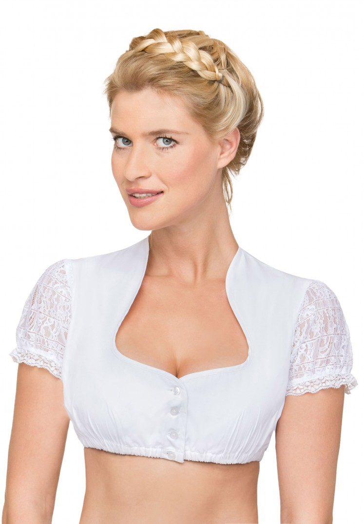 Bluse B-8050 weiss | 32