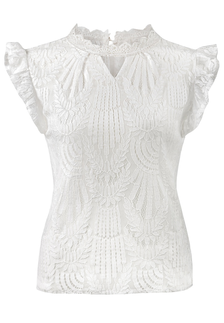 Bluse Bea weiss | 32