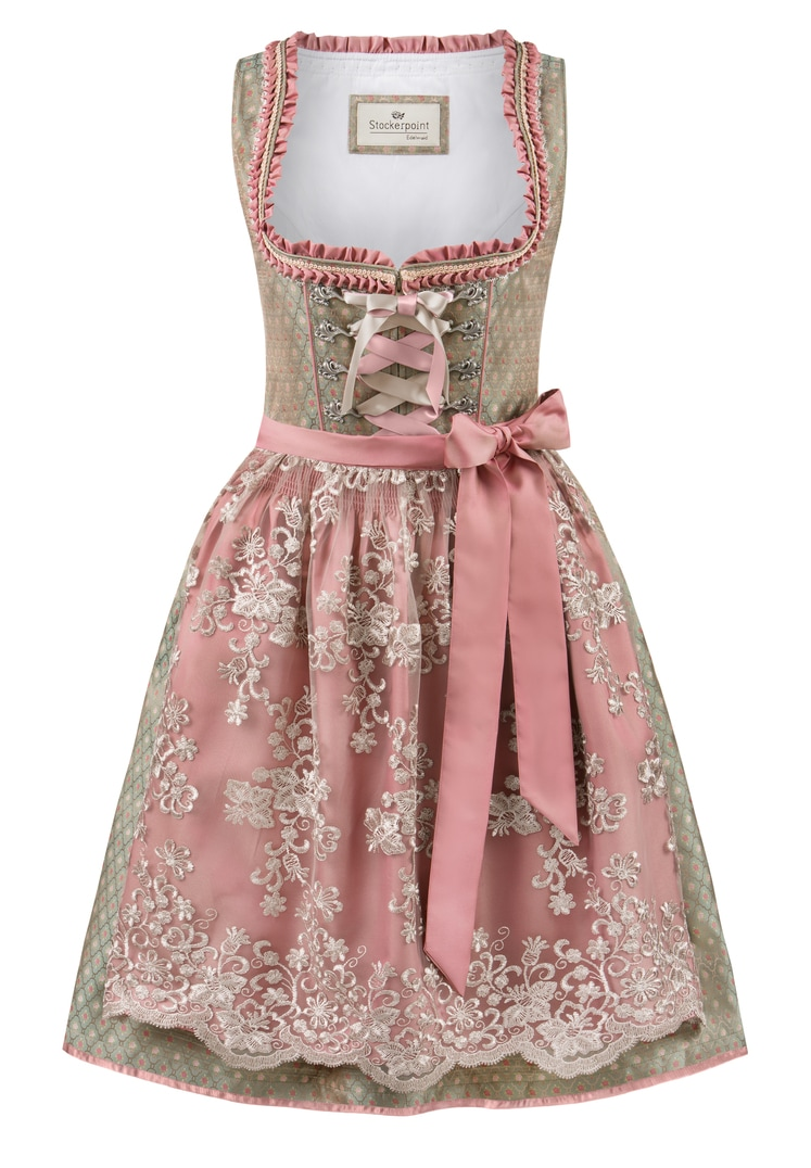 Dirndl Alice schilf-rose | 38