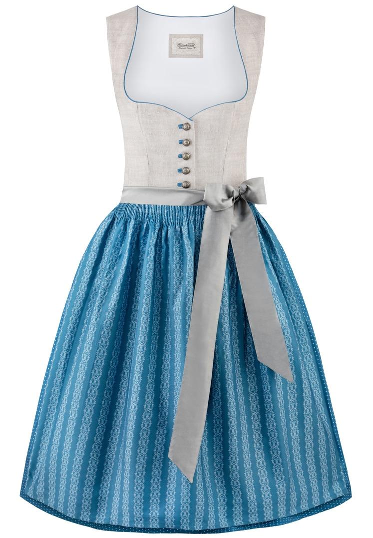 Dirndl Lirana blau   32