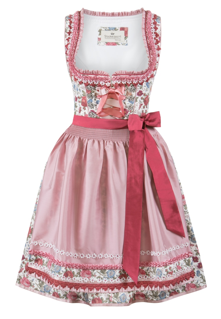 Dirndl Nala flower-rose | 34