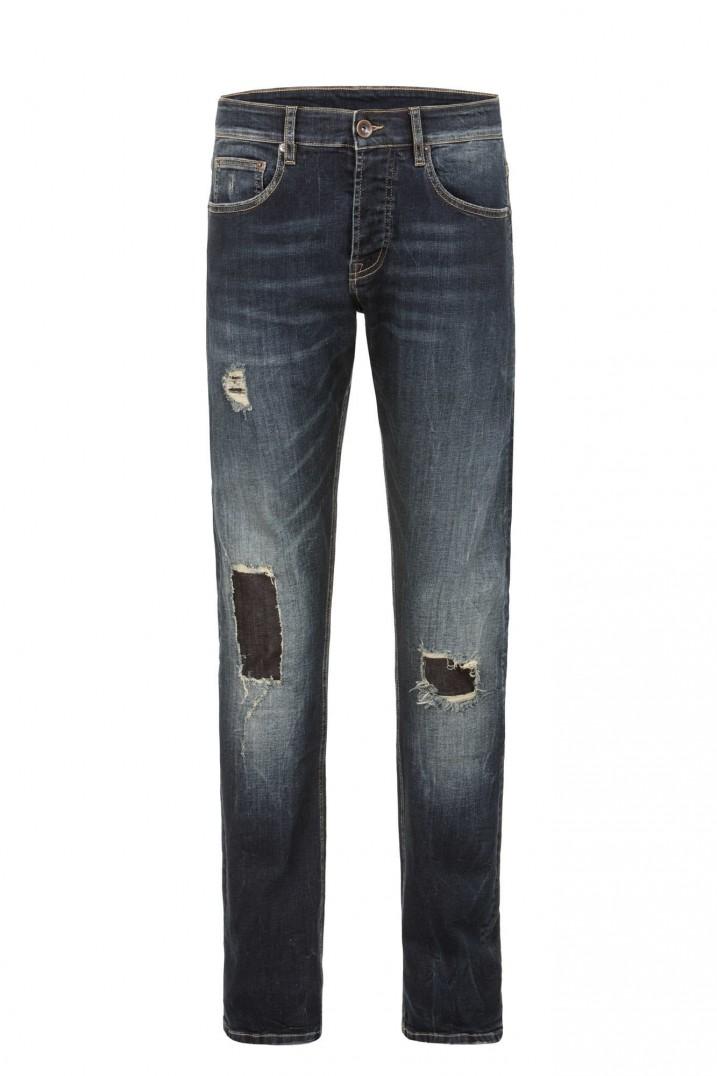 Jeans No 1-10 dark destroyed   30/32