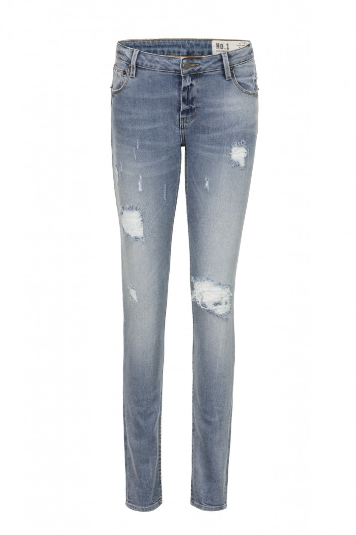 Jeans No 1-50 stone destroyed | 29