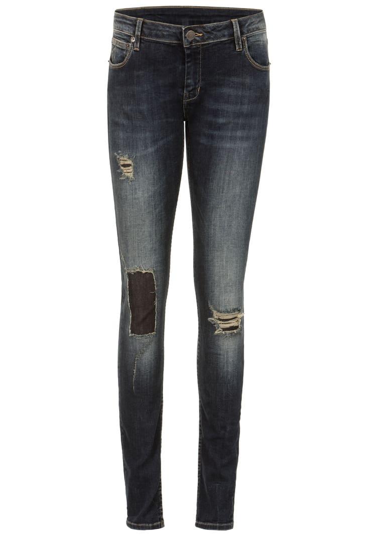 Jeans No 1-50 dark destroyed | 29