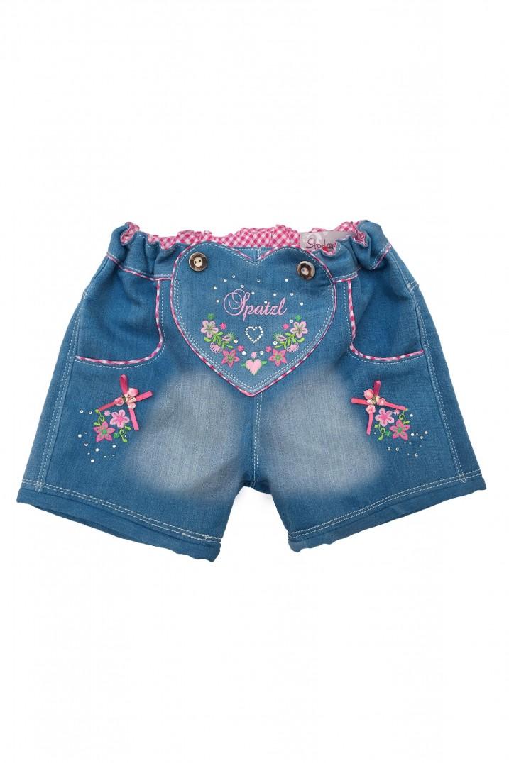 Kinderhose Melli rodeo blue | 86-92
