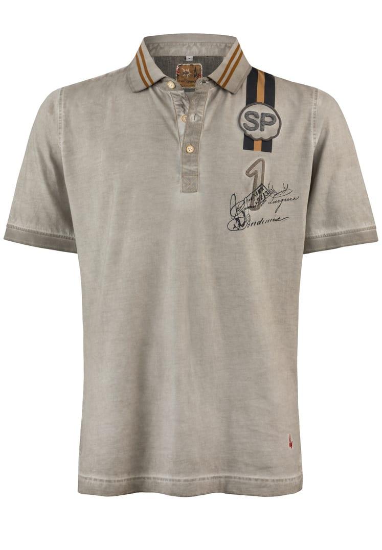 Poloshirt Silvio kitt | S