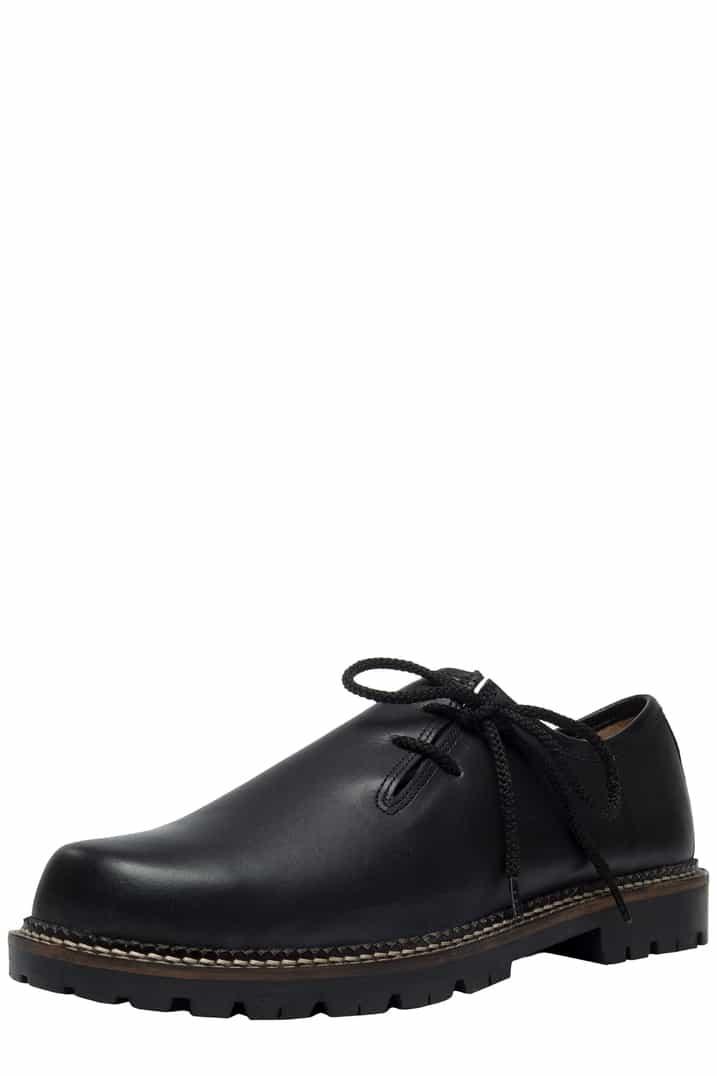 Schuhe 1224 schwarz nappa | 43