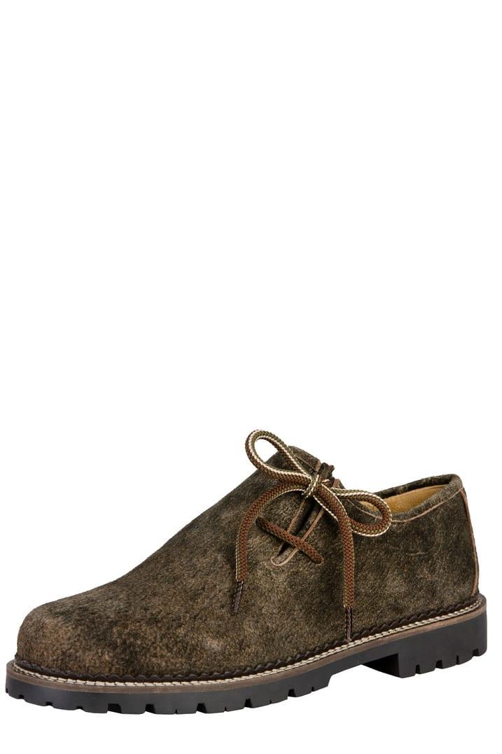 Schuhe 1224 dunkelbraun | 43