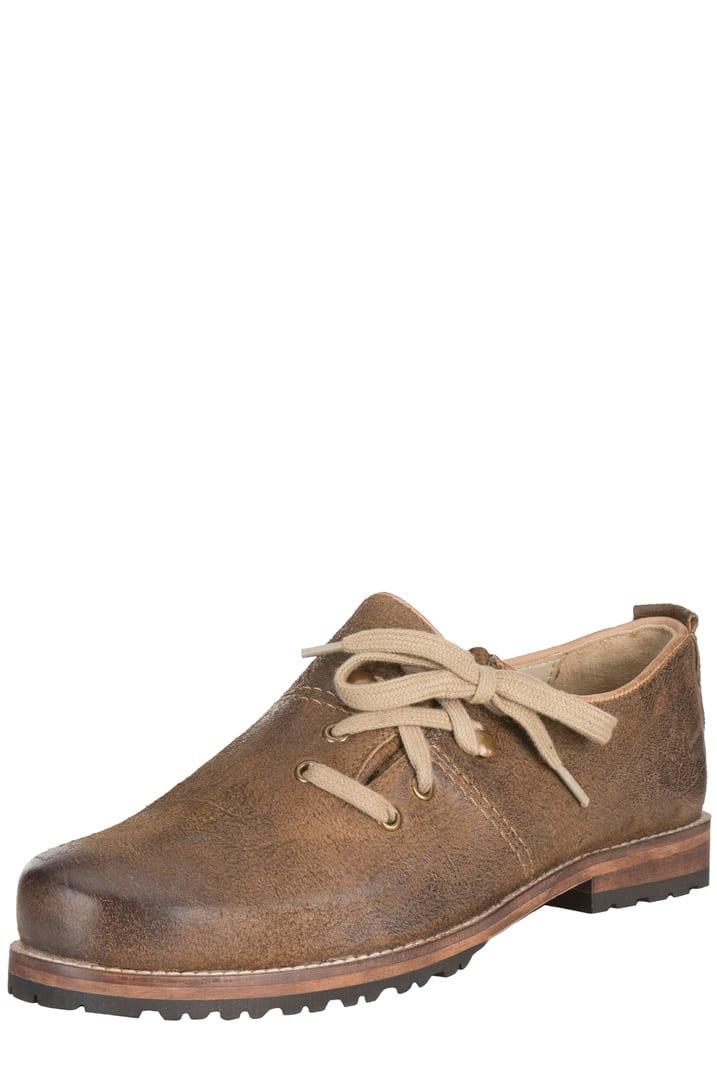 Schuhe 2010 havanna gespeckt   40