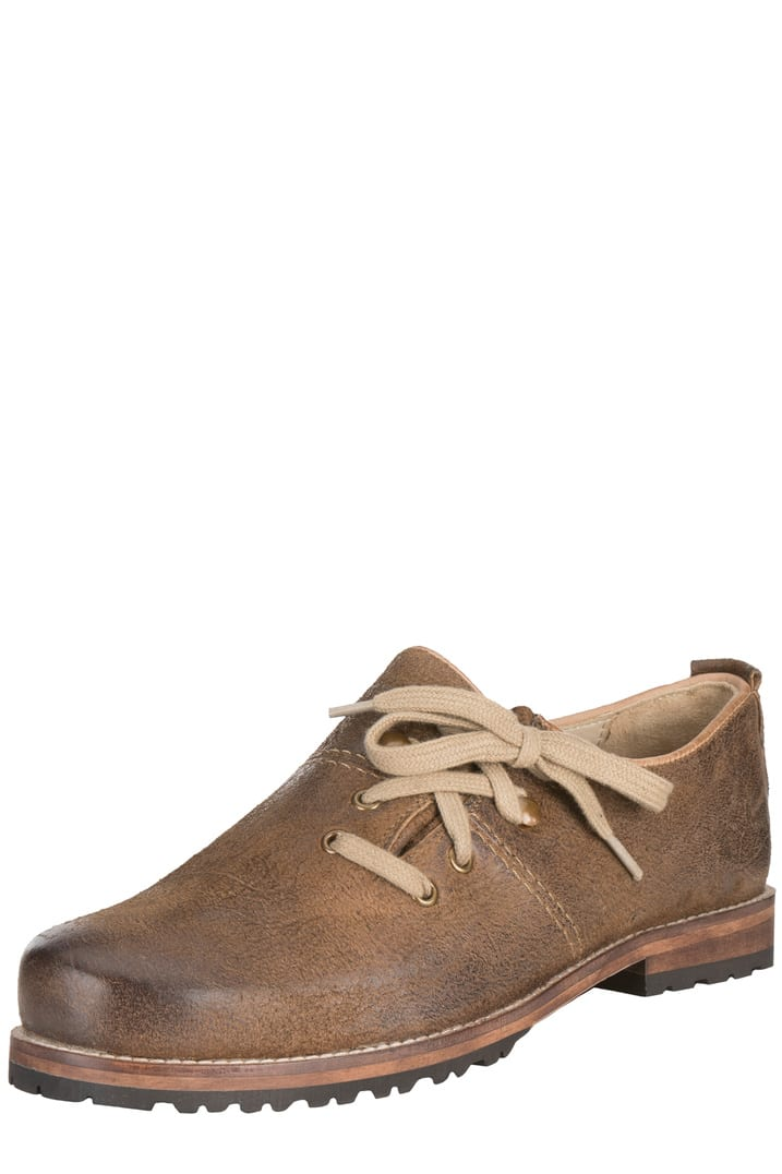 Schuhe 2010 havanna gespeckt | 43