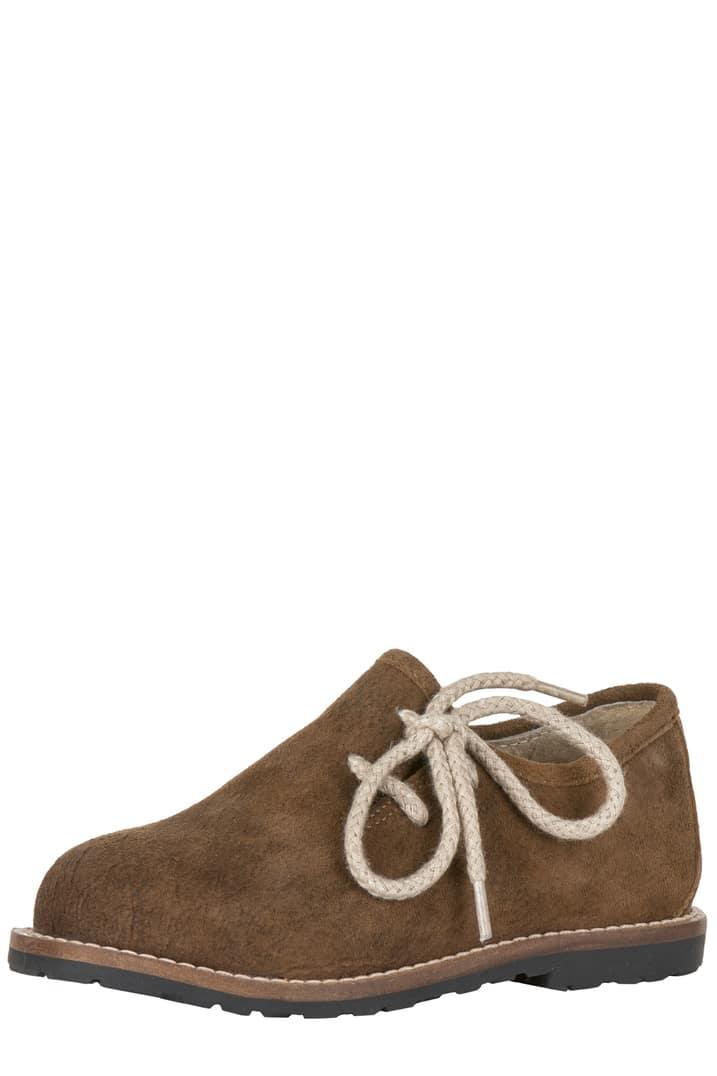 Schuhe 3399 havanna gespeckt | 25