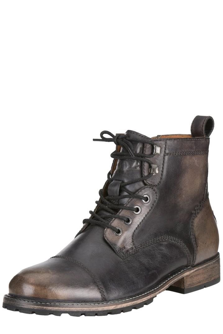 Schuhe 4465 schwarz vintage   40
