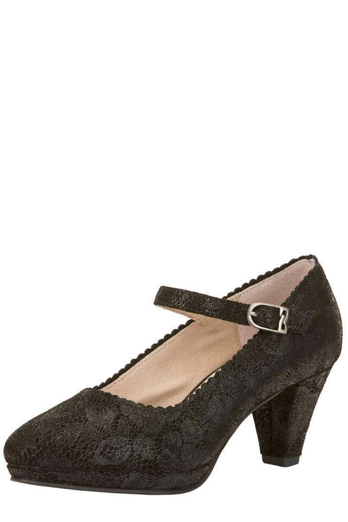 Schuhe 5058 schwarz | 36