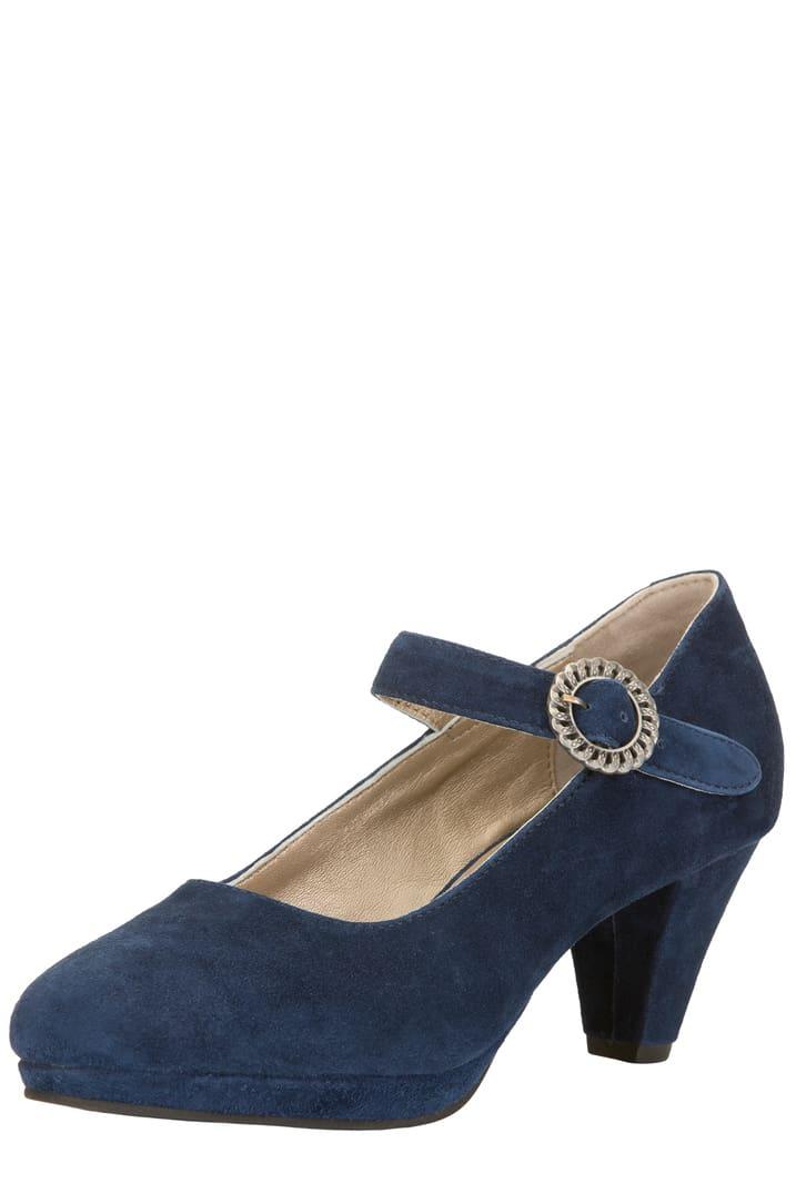 Schuhe 6006 dunkelblau | 39