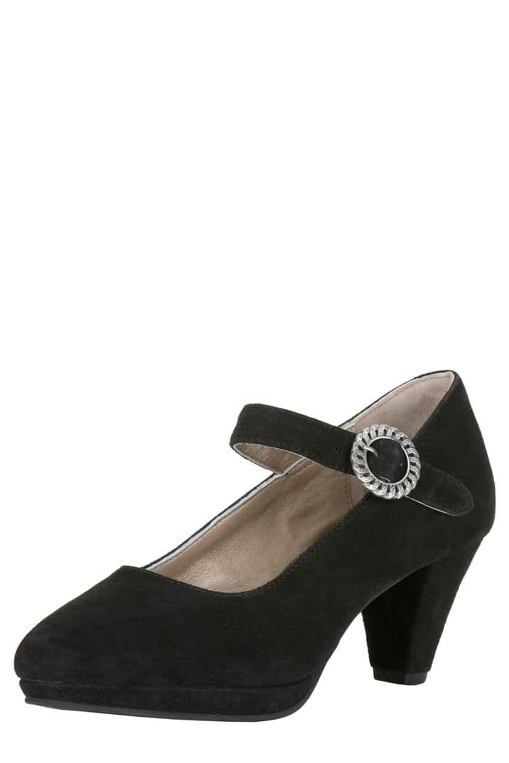 Schuhe 6006 schwarz | 36