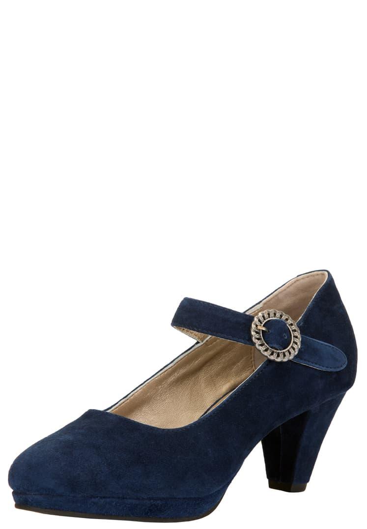 Schuhe 6006 dunkelblau   36