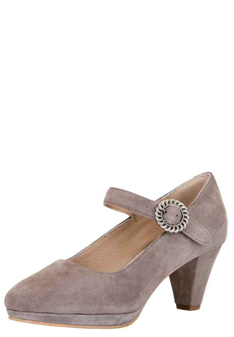 Schuhe 6006 taupe | 39