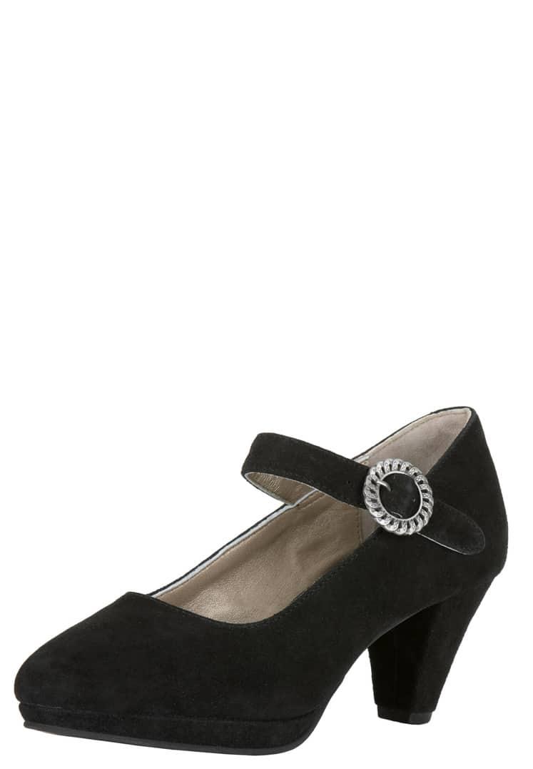 Schuhe 6006 schwarz | 38
