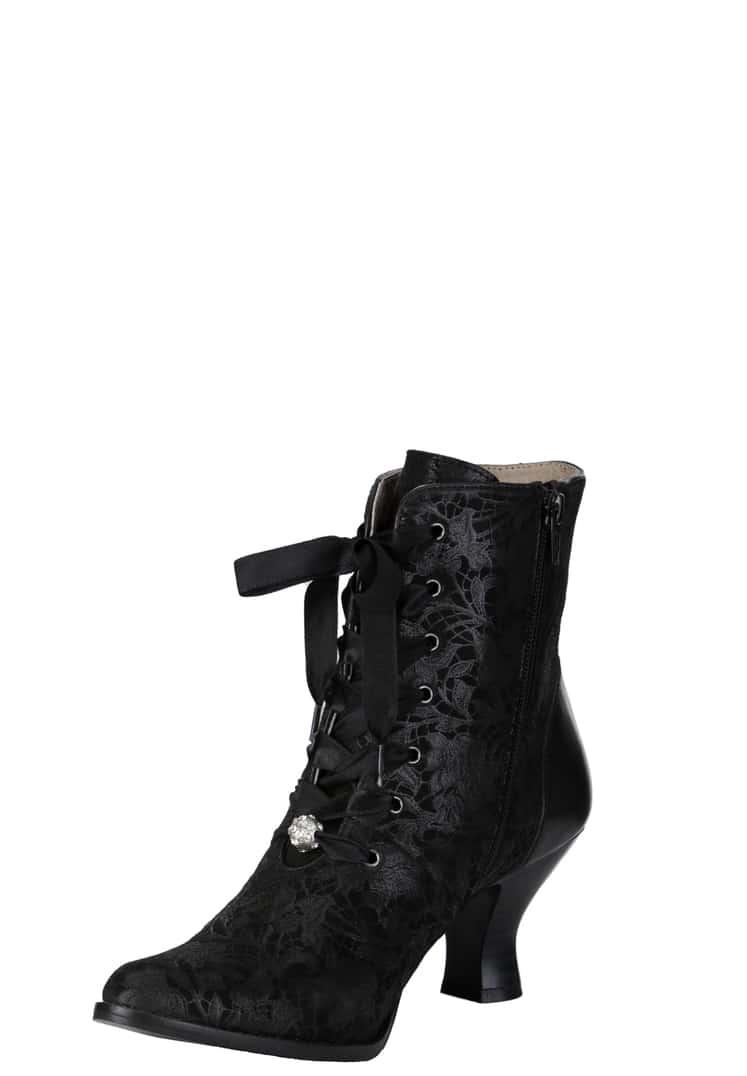 Schuhe 6020 schwarz   36
