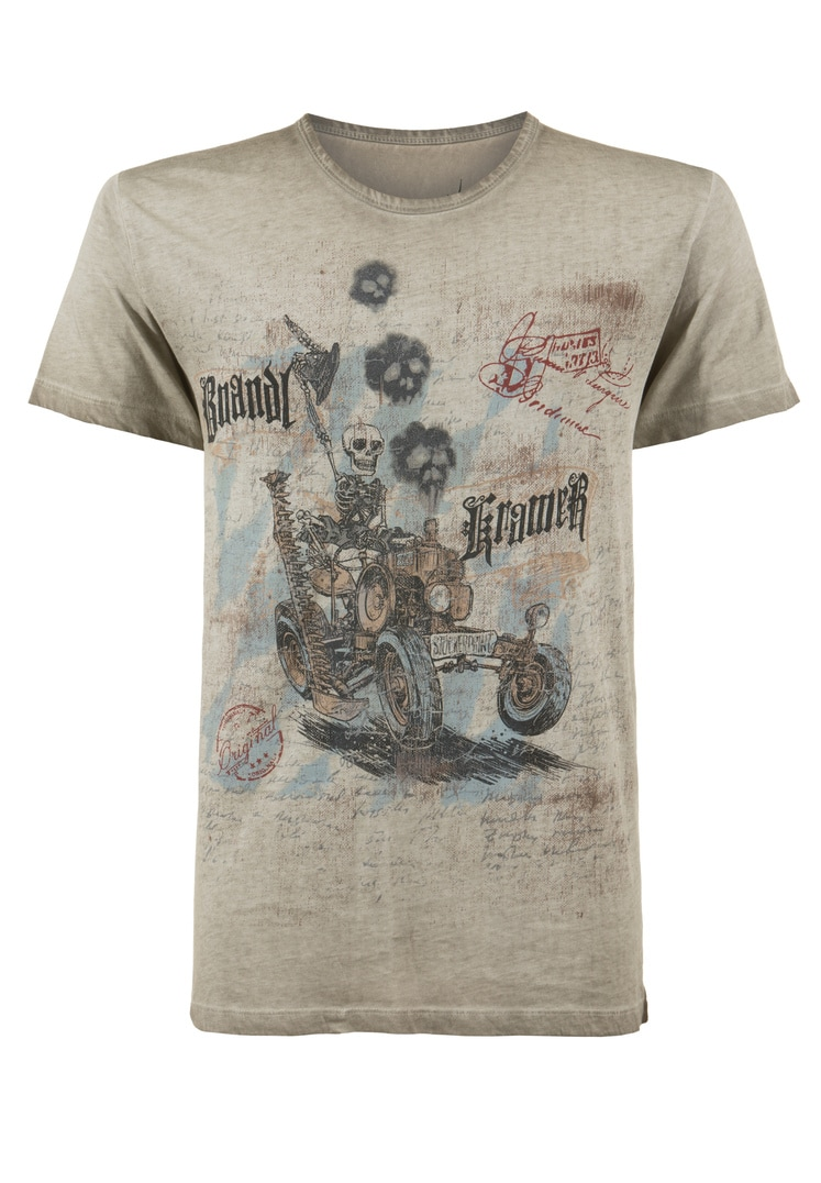Shirt Boandlkramer2 sand   M