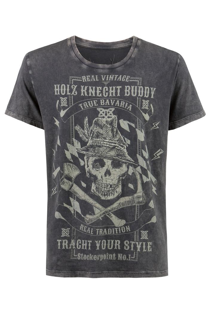 Shirt Buddy anthrazit | S