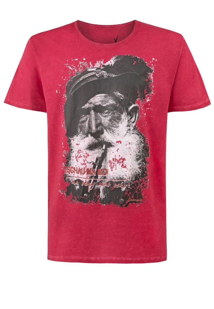 Shirt Coolman rot   S