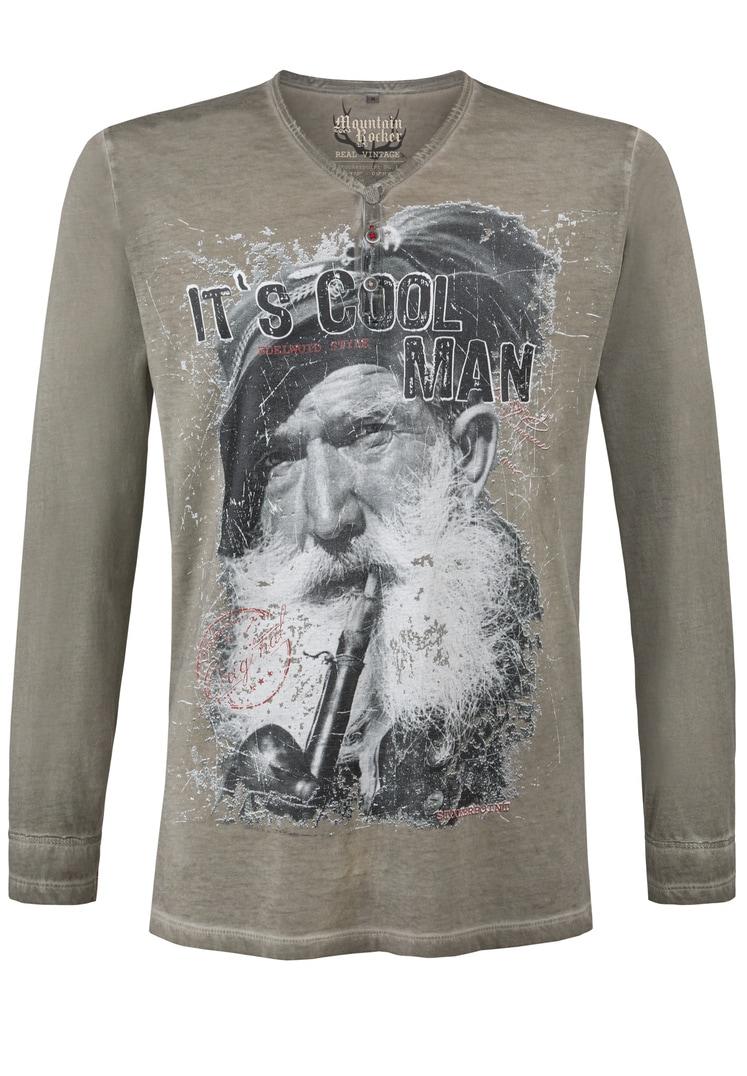 Shirt Coolman2 stein | S