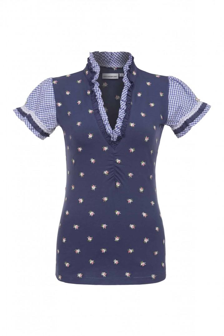 Shirt Dany blau   38