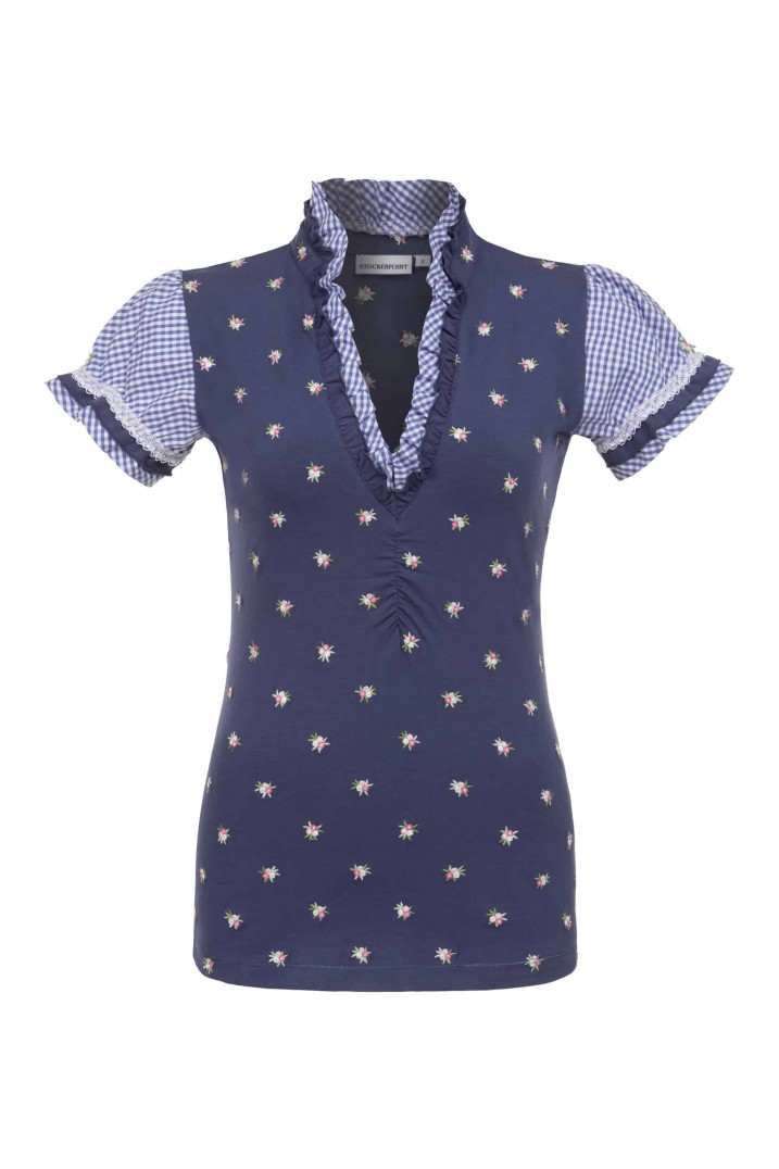 Shirt Dany blau | 34