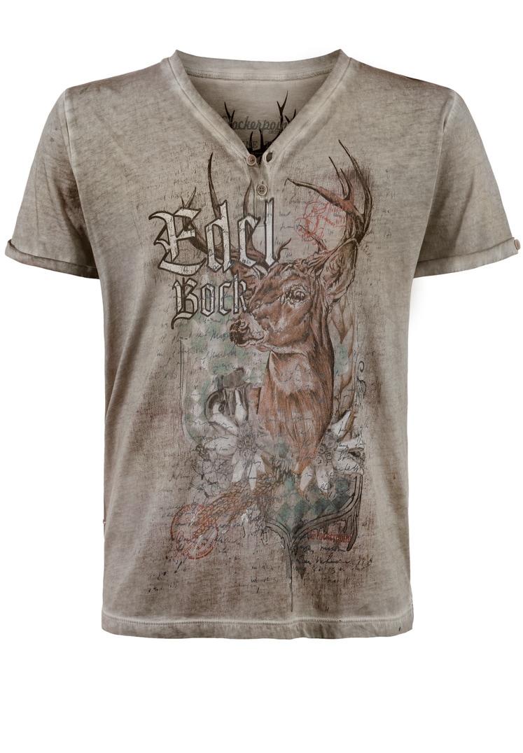 Shirt Edelbock stein | S