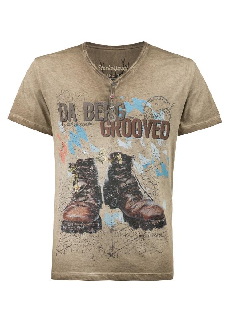 Shirt Groove sand | S