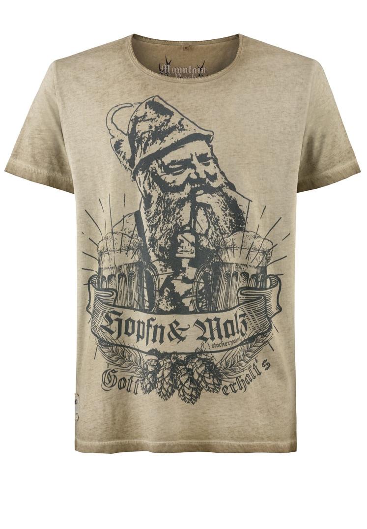 Shirt Ignaz sand   S