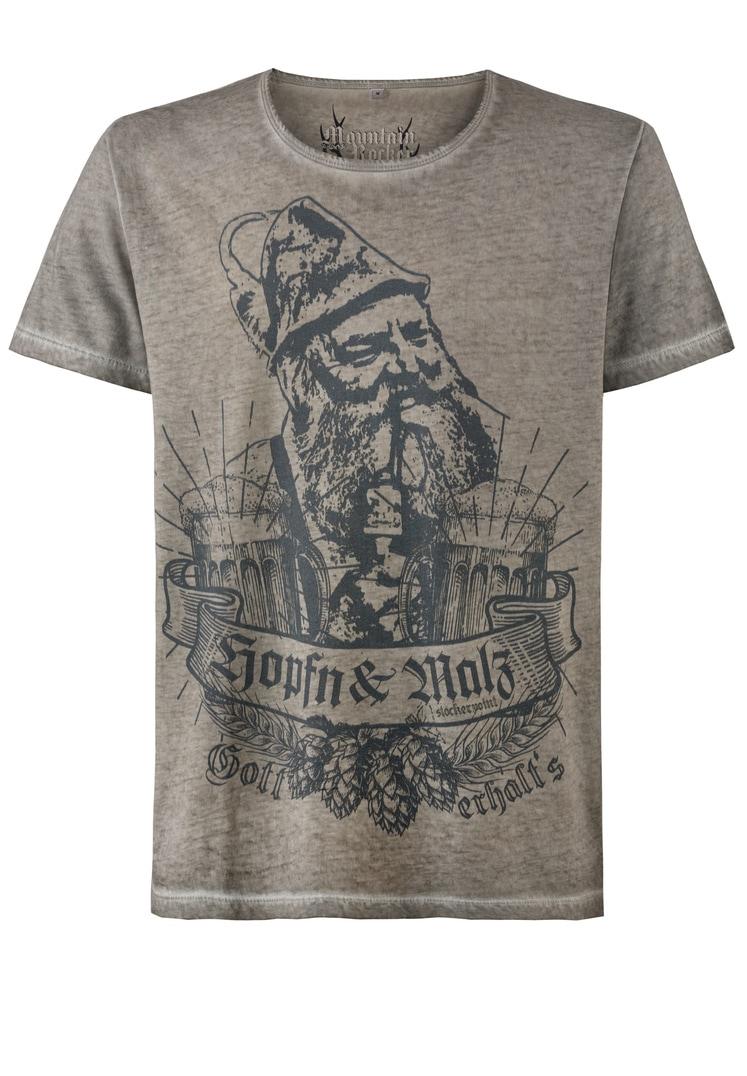 Shirt Ignaz stein | S