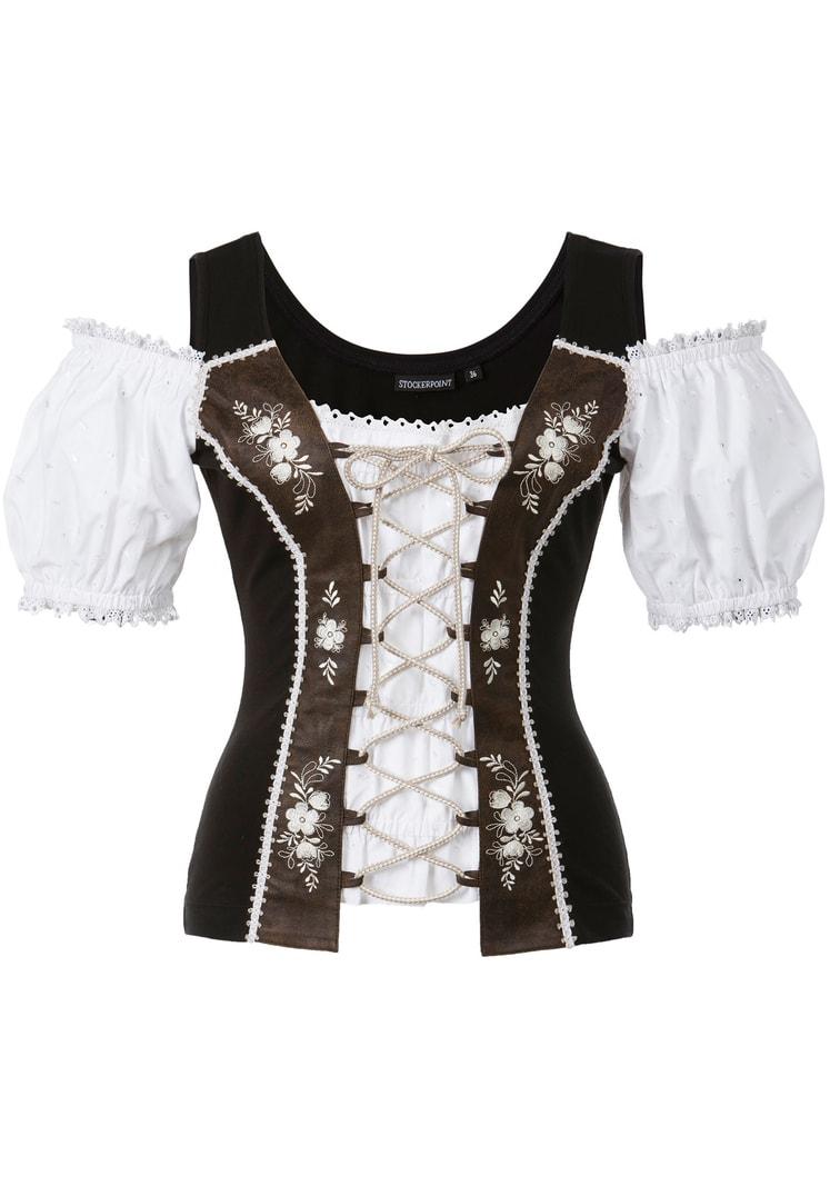 Shirt Nella schwarz | 34