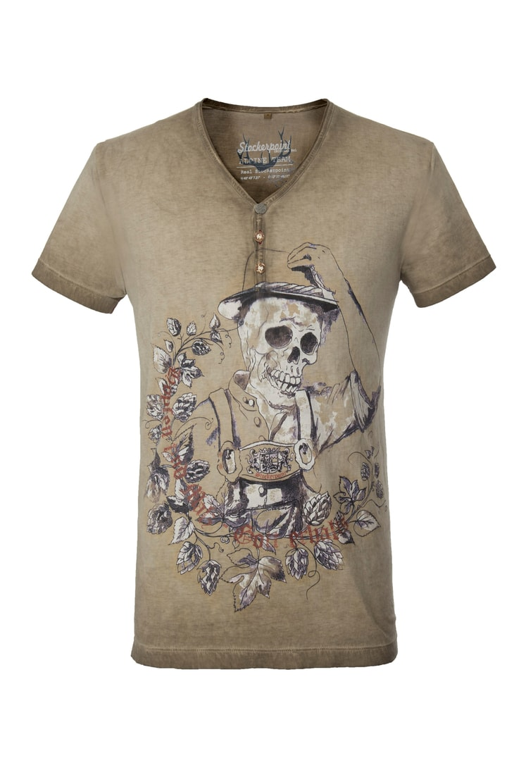 Shirt Oskar sand   M