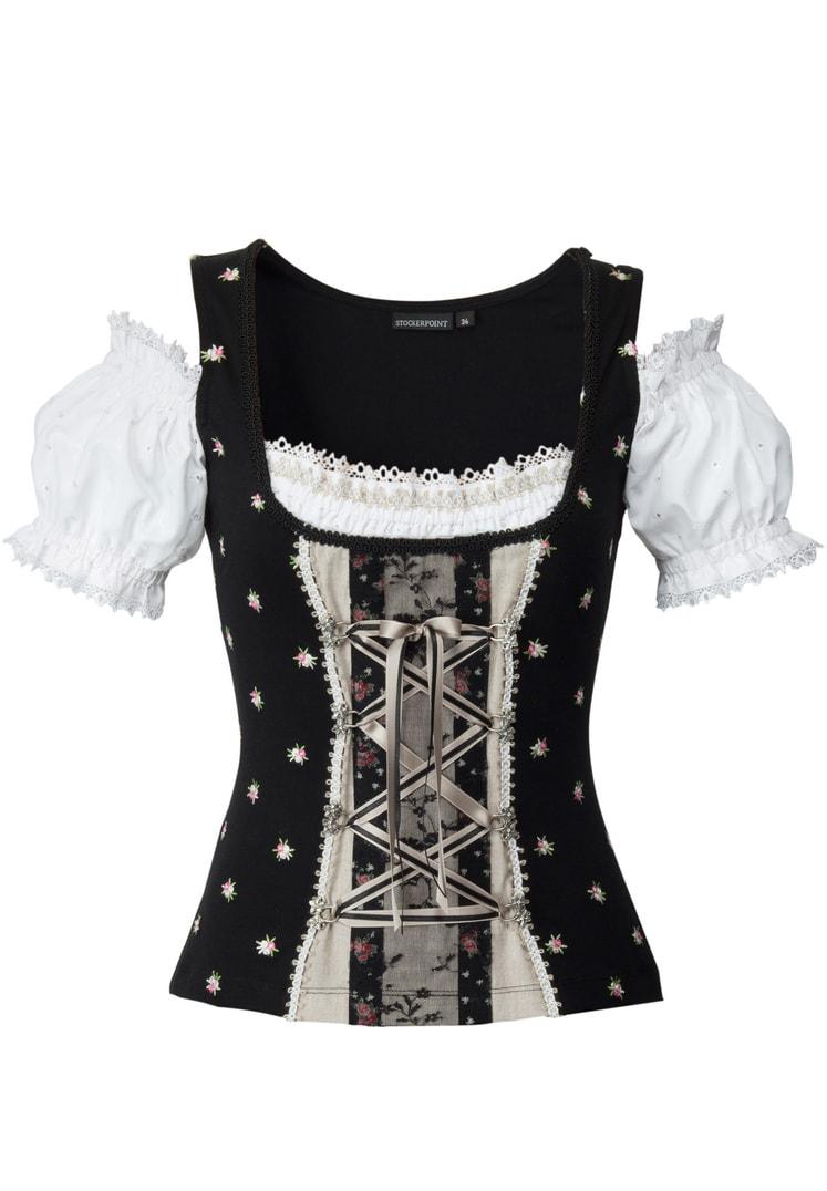 Shirt Siena schwarz | 34