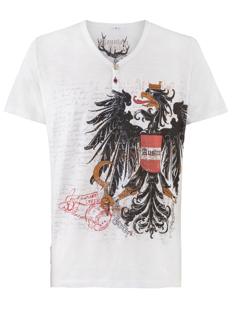 Shirt Sigmund weiß | S