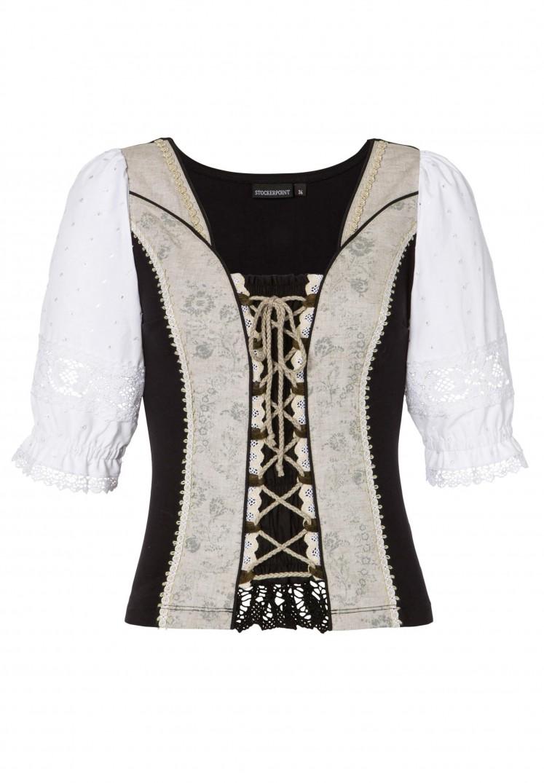 Shirt Uki2 schwarz | 34