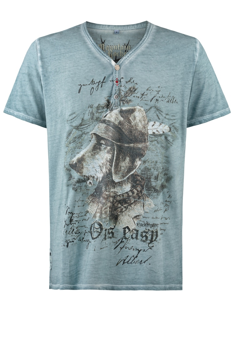 Shirt Wastl sky | S